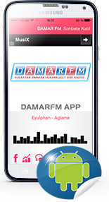DamarFm Android App