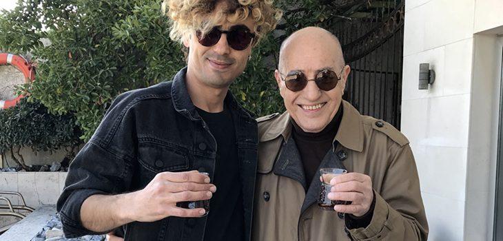 Dünyaca Ünlü Kamança Ustası 'Mark Eliyahu' Fuat Güner İle Düet Yaptı! – Müzik Haber