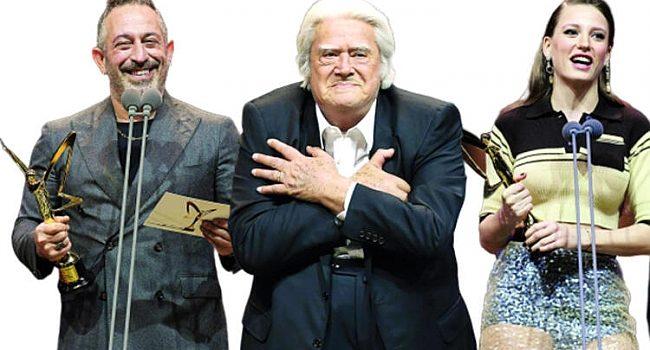 46. Pantene Altın Kelebek Ödül Töreni için geri sayım – Müzik