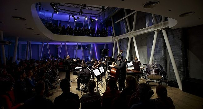 Borusan Müzik Evi'nin bu haftaki konuğu Hezarfen Ensemble – Müzik