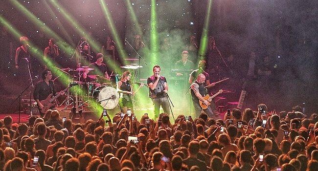Harbiye'de müzik ve sahne emekçilerine destek konseri – Müzik