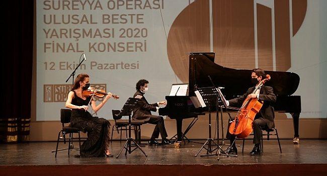 Süreyya Operası Ulusal Beste Yarışması Ödülleri sahiplerini buldu – Müzik