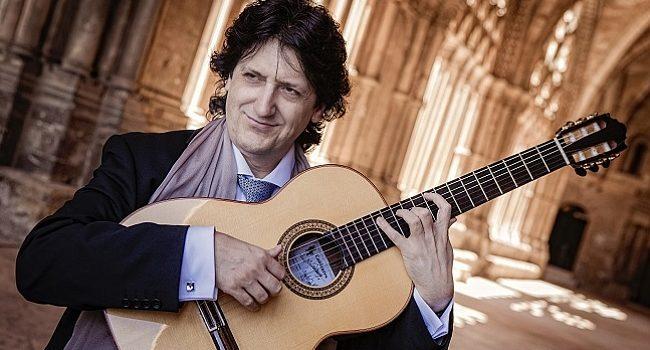 Dünyaca ünlü gitar virtüözü Cañizares İstanbul'da konser verecek – Müzik