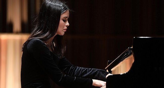Piyanist Iraz Yıldız'dan dünya klasikleri – Müzik