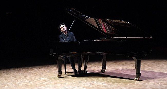 Piyanist Kandemir Basmacıoğlu'ndan online konser – Müzik