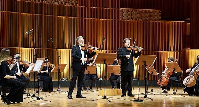 Cihat Aşkın ve Hakan Şensoy'dan Alla Turca – Müzik