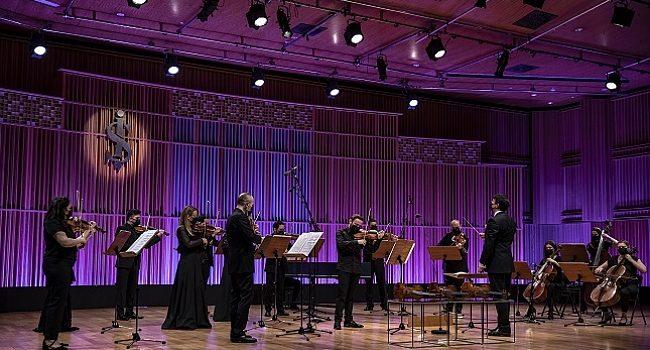 """Vivaldi'nin """"Dört Mevsim""""ine dört keman – Müzik"""