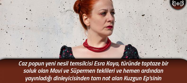 """Esra Kaya'dan bir başınalığın tercih edilebilirliği üzerine bir swing: """"Gemide"""""""