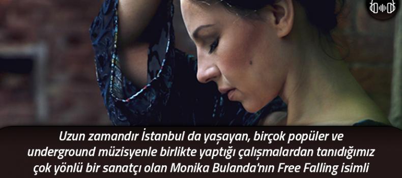 """Monika Bulanda'nın yeni çalışması: """"Free Falling"""""""